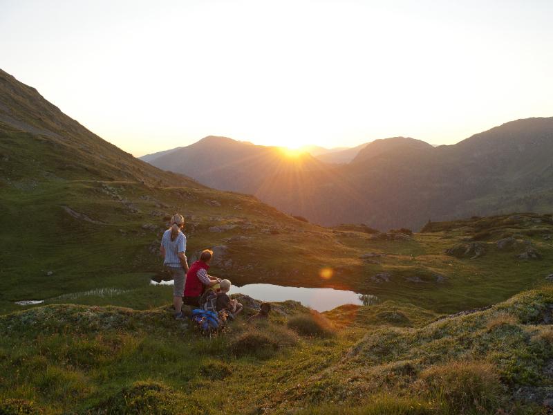 Sonnenaufgang im zauberhaften UNESCO Biosphärenpark
