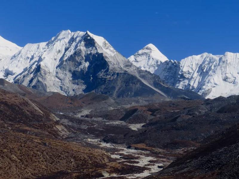 Wiedersehen mit Nurugyalzen Sherpa, sechsfacher Bezwinger des Mt. Everest