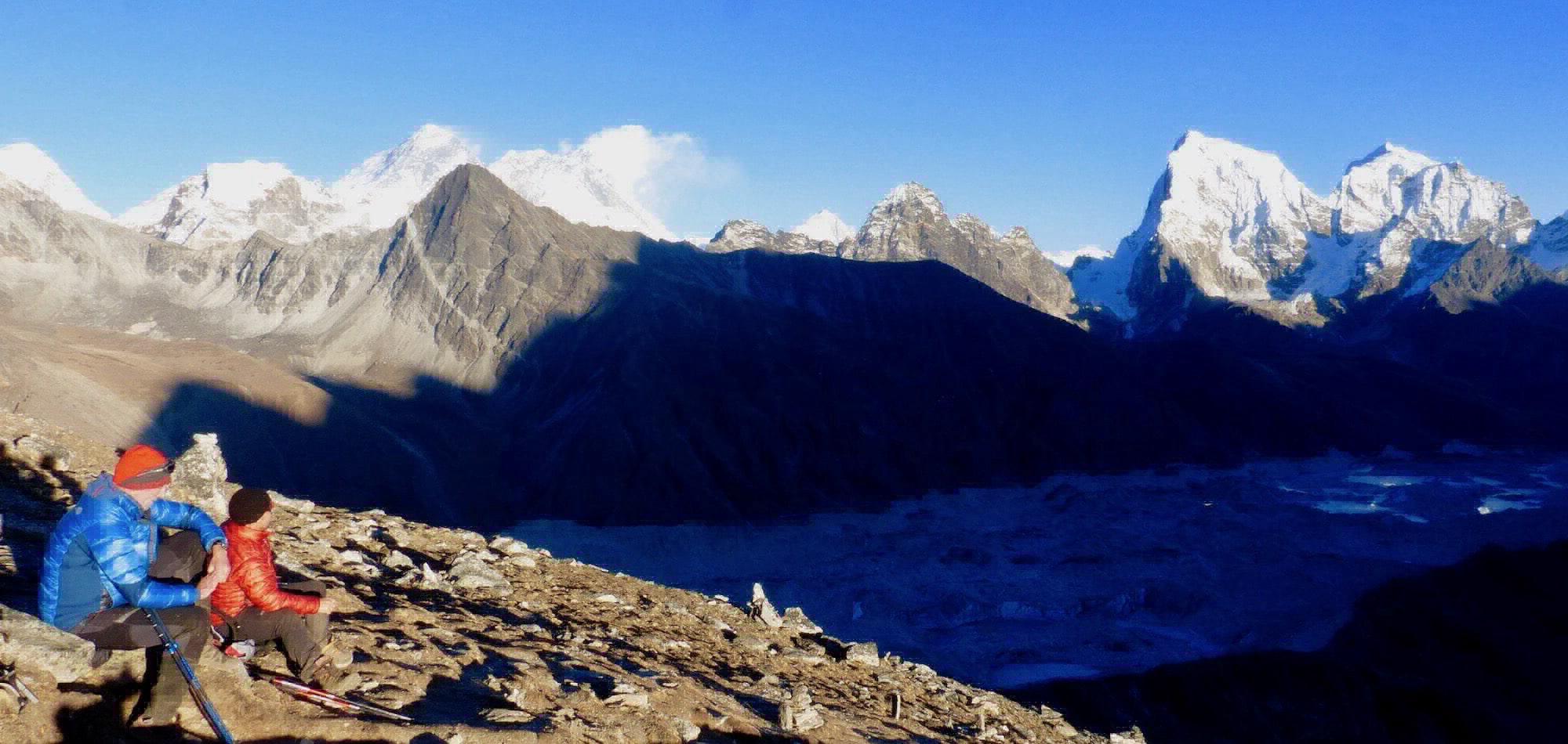 Everest Renjo Pass Trail
