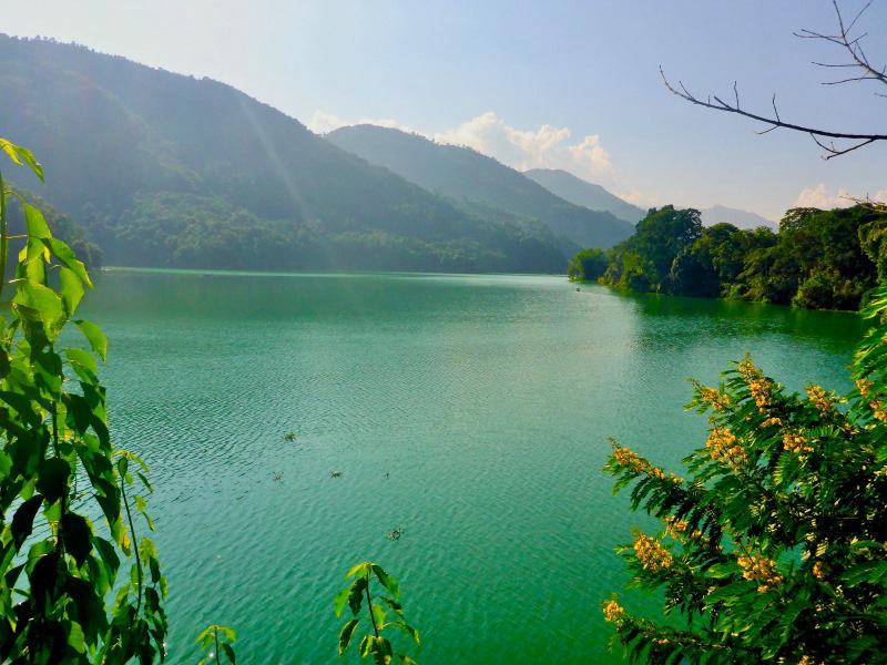 Der zauberhafte Phewa See