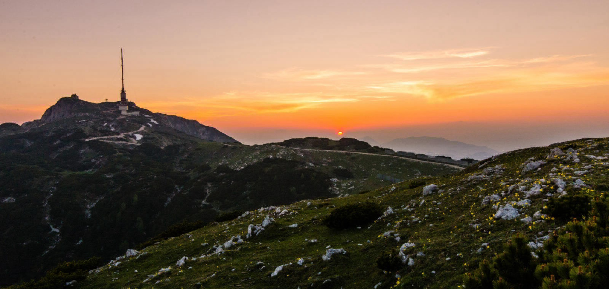 Dobratsch Rundwanderweg mit Gipfelbesteigung