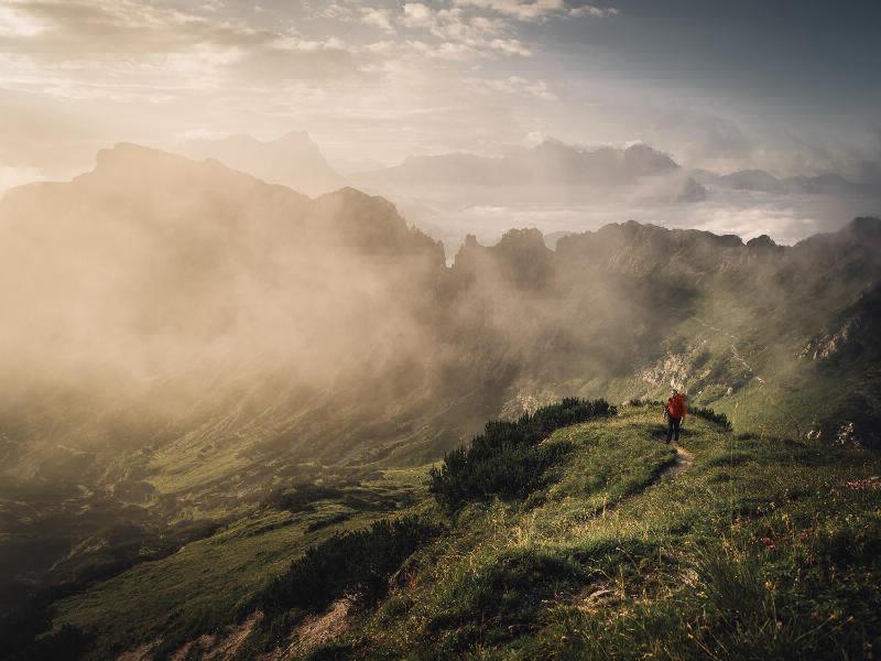 Wandern in der Gegenwart des Wunderbaren: Der Luchs, spürbar aber selten sichtbar, ist Namensgeber des Trails