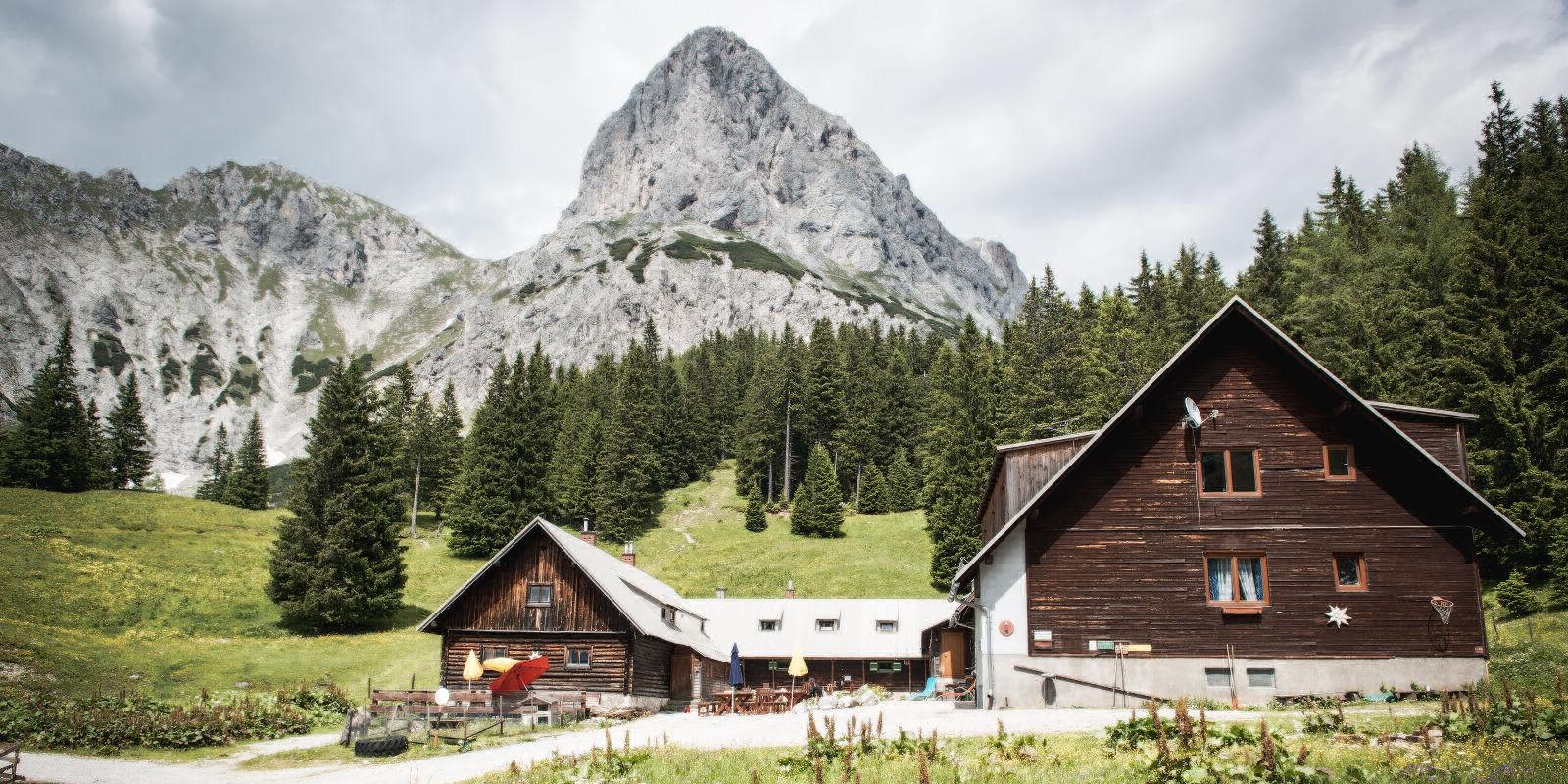 Klinke Hütte