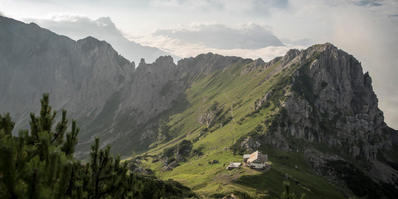 Stage 05: Haindlkarhütte - Admonter Haus