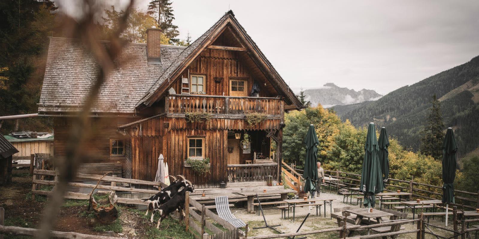 Stage 07: Rohrauerhaus - Admont