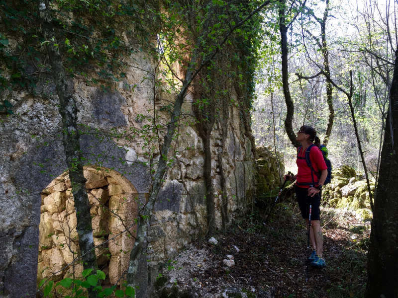 """The magic of the Krk Island Trail: on lonely paths, along stunning beaches all around the """"Golden Island""""."""
