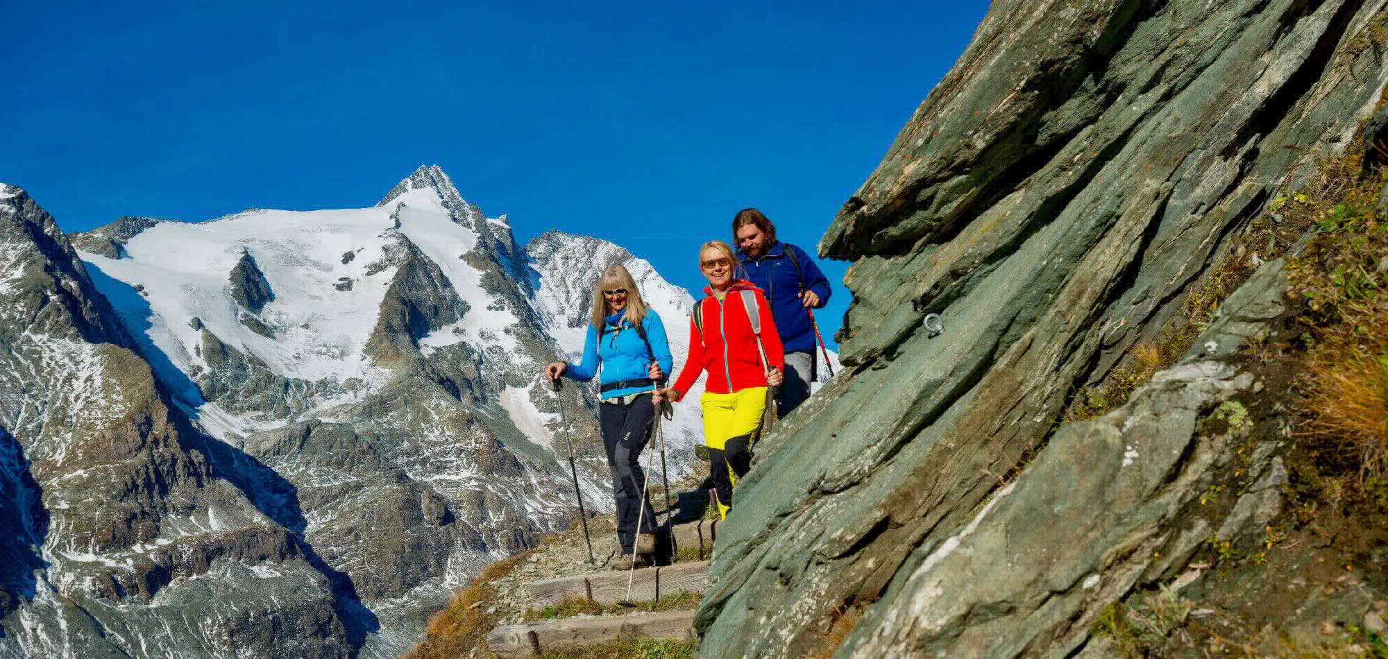 Nationalpark-Wandern