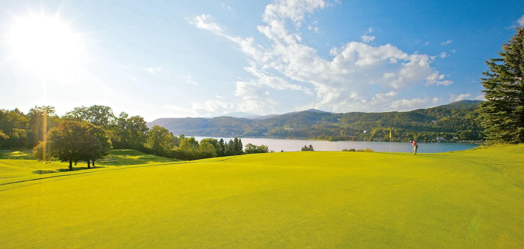 Das Kärntner Golferlebnis - Berge und Seen