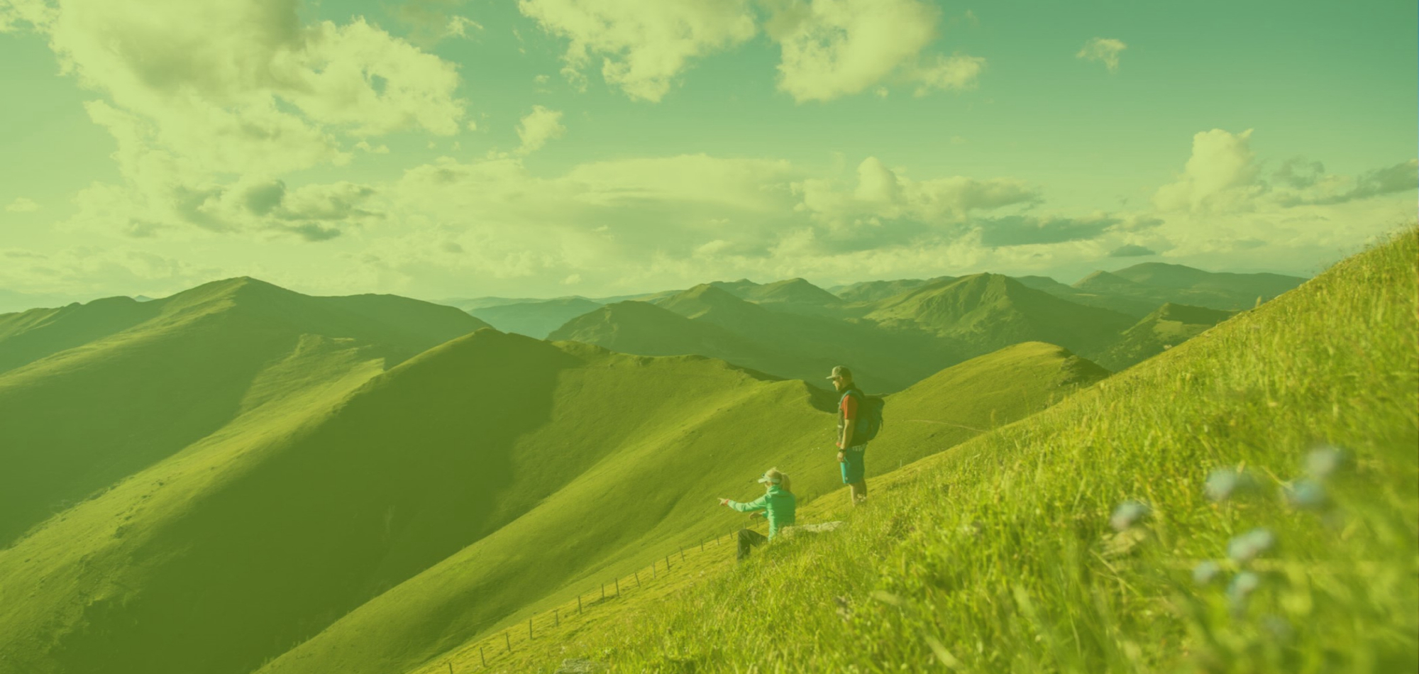 Green Spirit: Umweltfreundliches Wandern