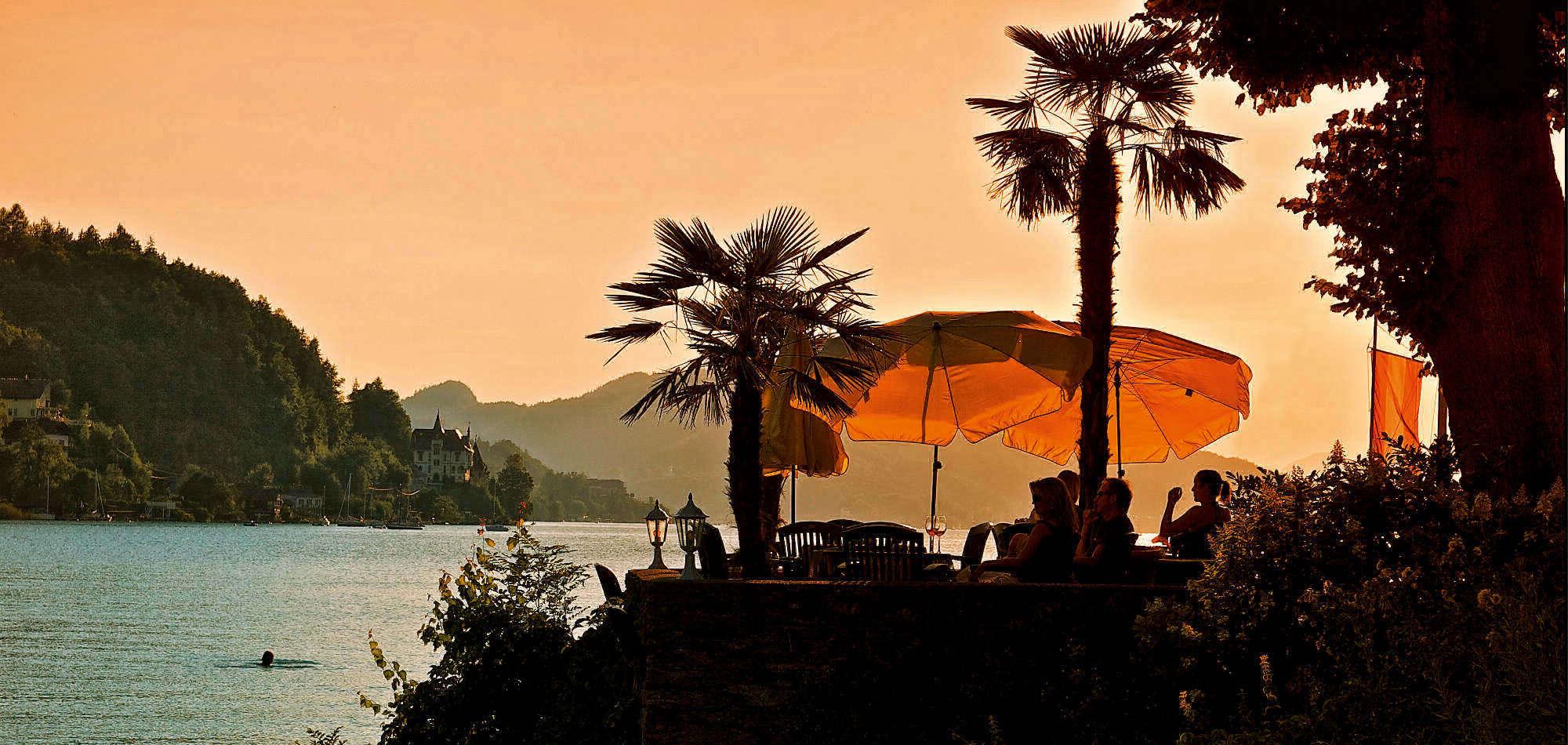 See.Ess.Spiele - Komfortwandern mit Kulinarik am See