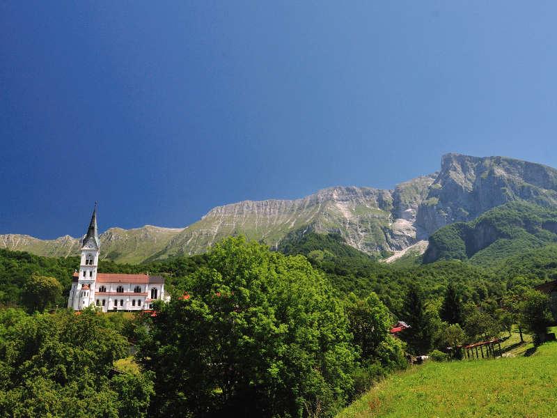 Soča valley