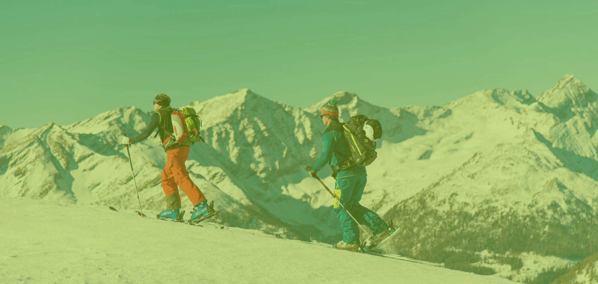 Green Spirit: Mit klimafreundlicher Bahnanreise zur Nockberge-Trail Skidurchquerung