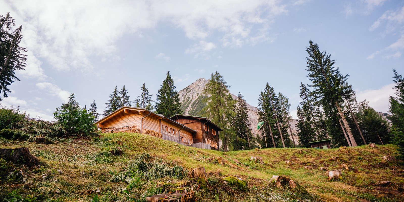 Stage 03: Baumgartnerhöhe - Bertahütte