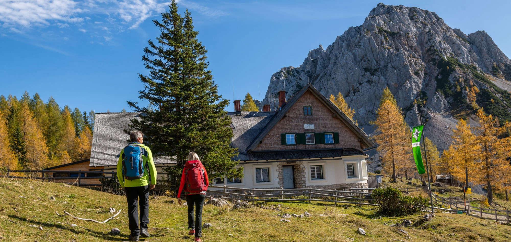 In einer anderen Welt: die Panoramaweg Hüttentour