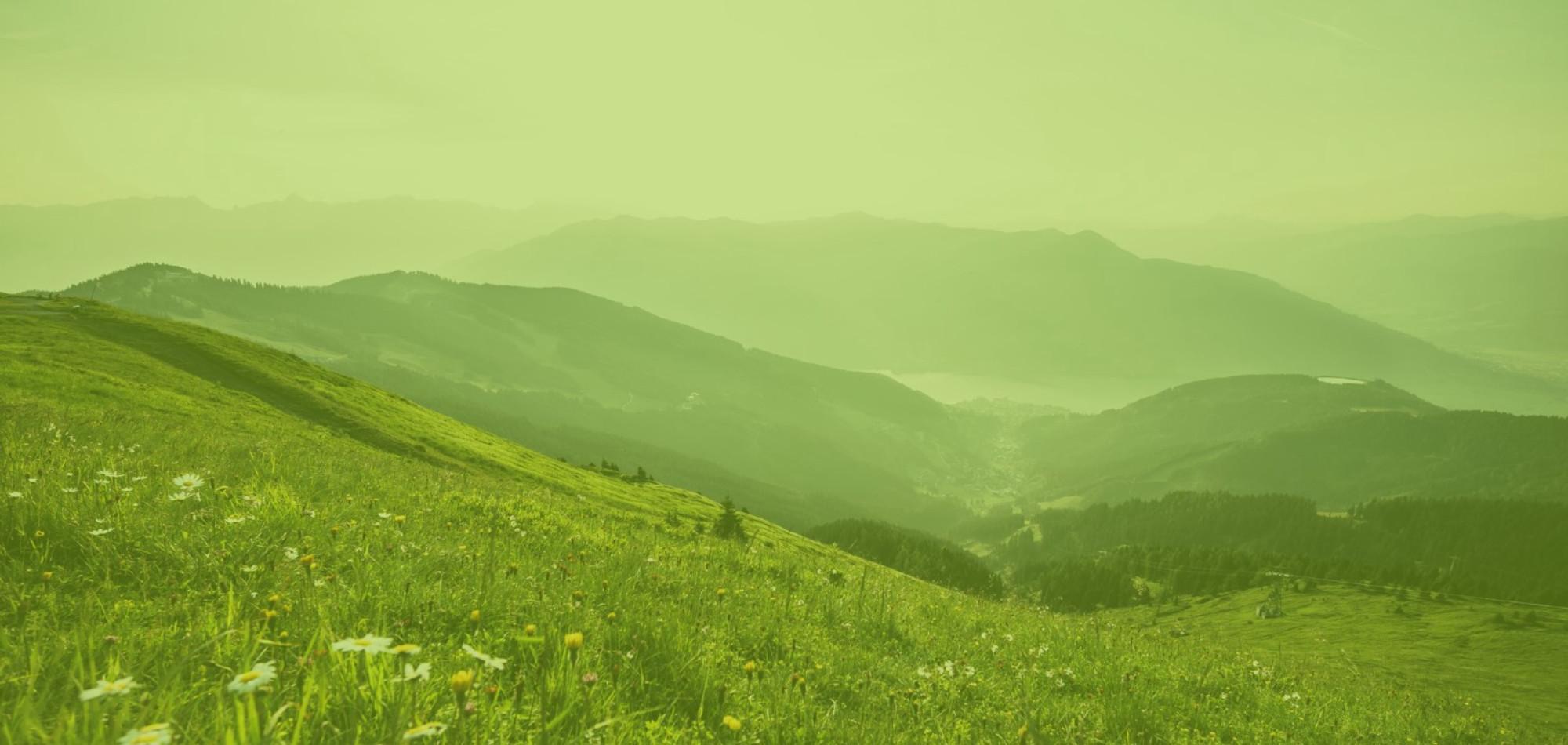 Green Spirit: Klimafreundliches Wandern mit Bahnanreise